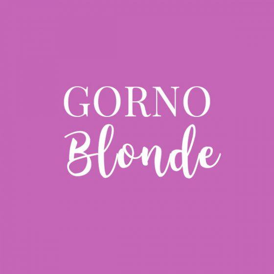 Gorno Blonde