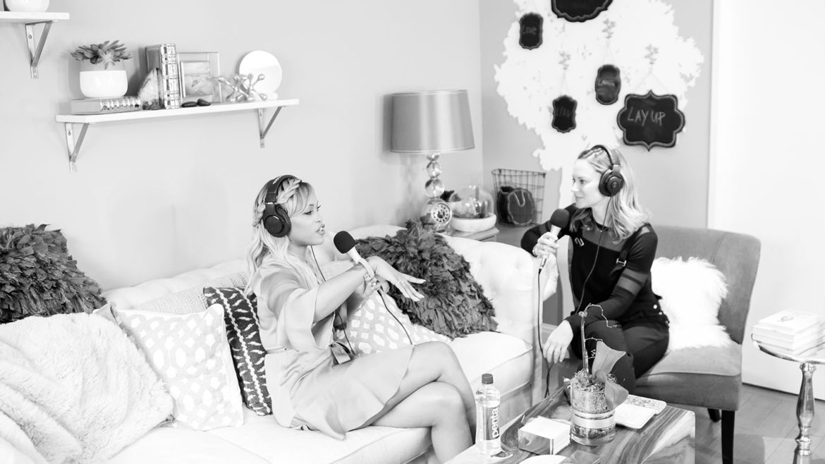 Eve on That One Audition podcast with Alyshia Ochse
