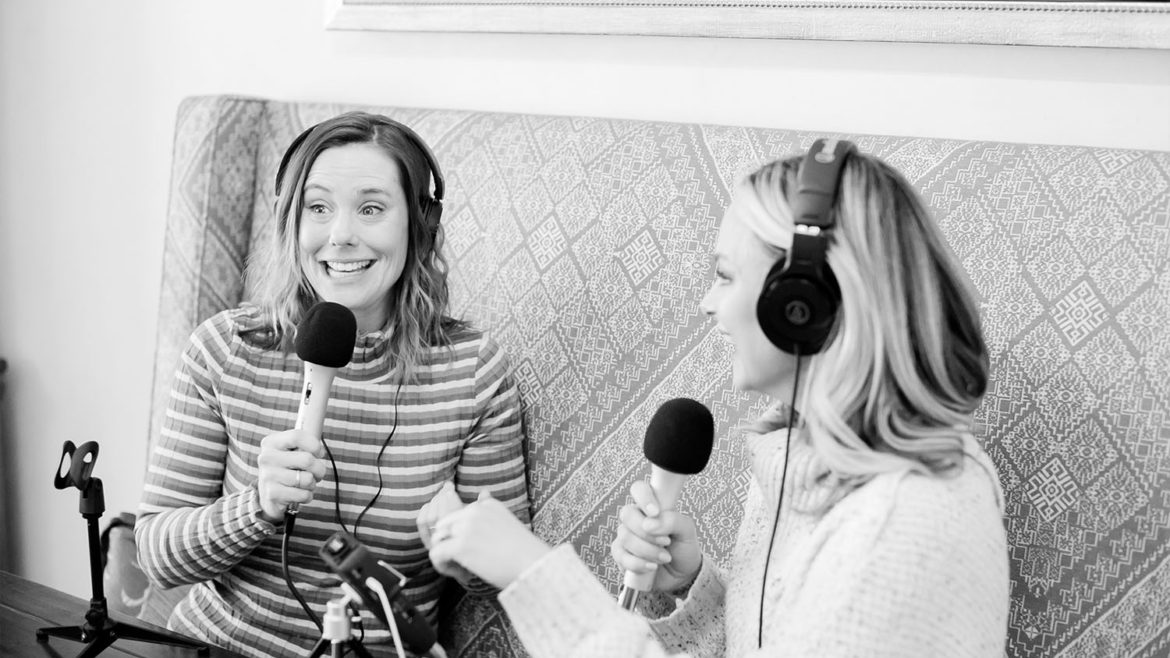 Ashley Williams and Alyshia Ochse, That One Audition Podcast