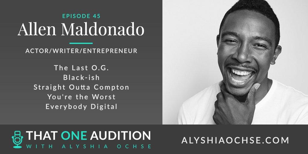 ALLEN MALDONADO INTERVIEW