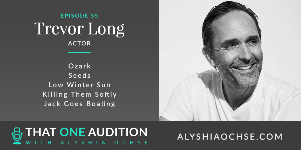 Trevor Long Ozark That one audition with Alyshia Ochse - Thumbnail