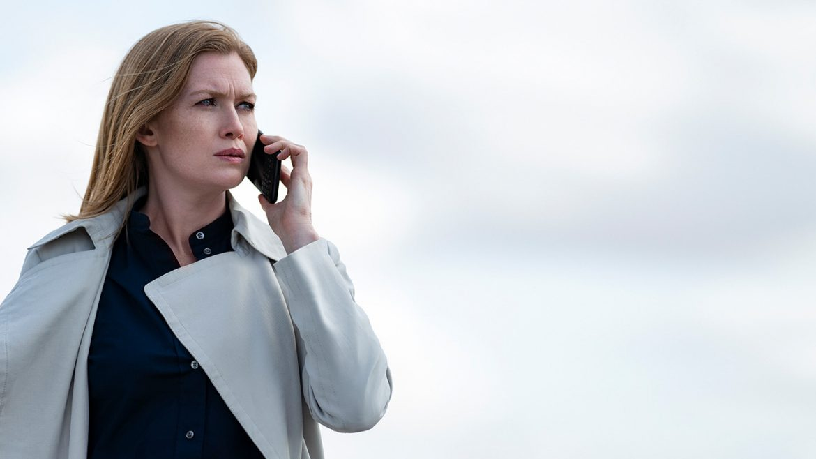 Mireille Enos on That One Audition with Alyshia Ochse