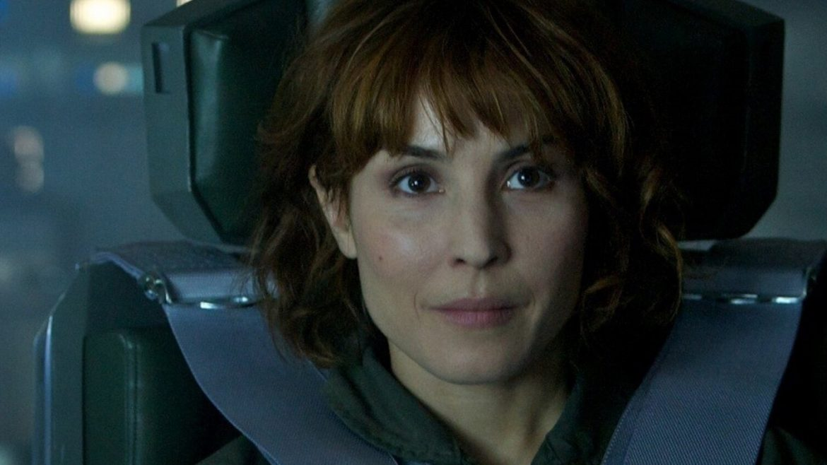 024 Noomi Rapace on That One Audition with Alyshia Ochse - Horizontal
